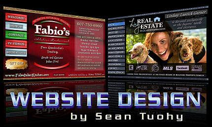 Syracuse, NY - Cortland, NY - Ithaca, NY Web Site Design